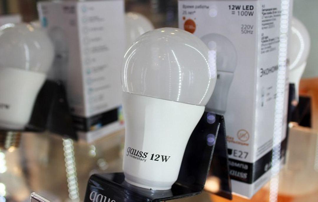 Лампы накаливания - это самый популярный тип искусственного источника света
