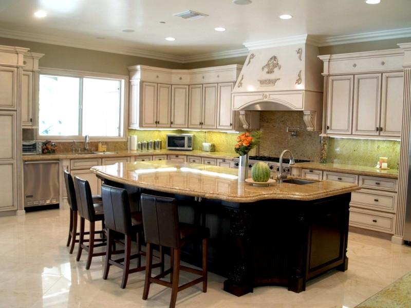 Стильный кухонный дизайн