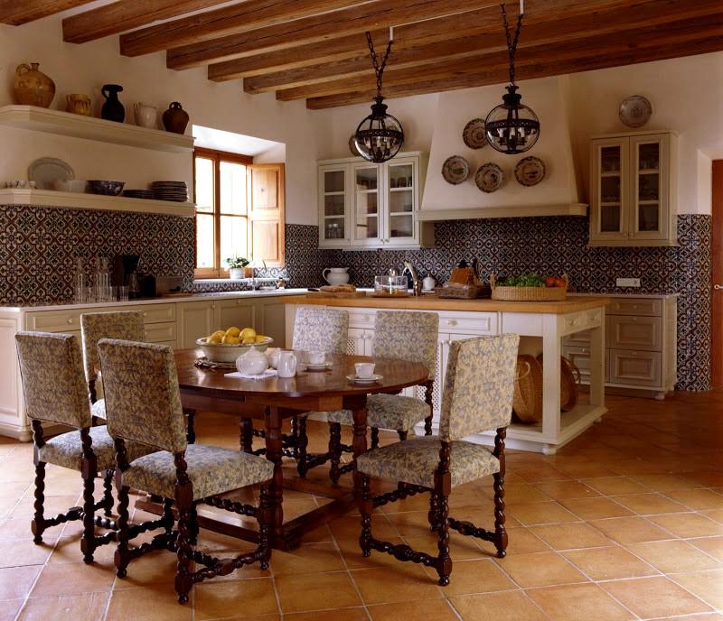 восточный стиль в кухонном интерьере