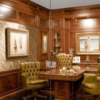 Богатый кабинет