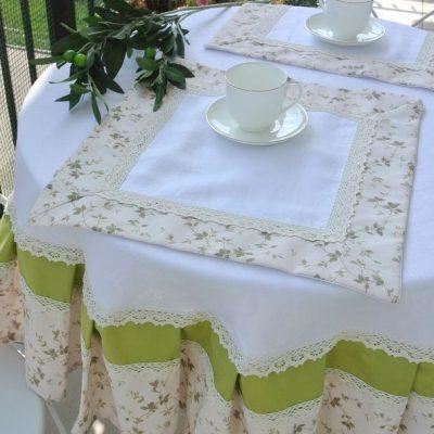 Набор текстиля прованс стиля