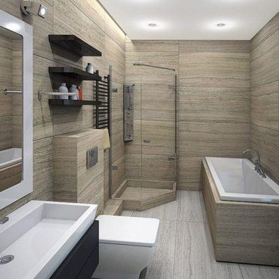 Детали ванной