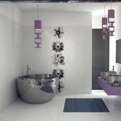 Детали ванной комнаты