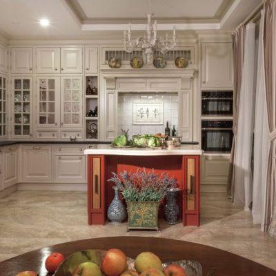Кухня прованс стиля