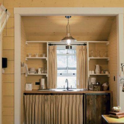 Кантри кухня в интерьере