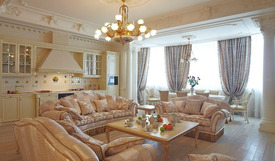 Мебель барокко