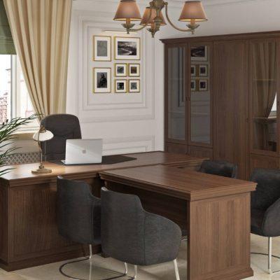 Пример стола для кабинета