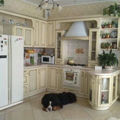 прованс кухня в интерьере