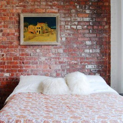 Уютная спальня на фото