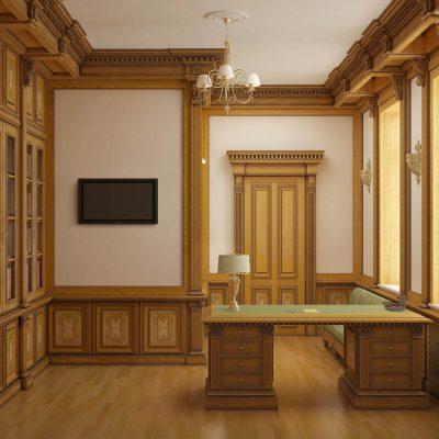 Мебель из дубовых пород 2