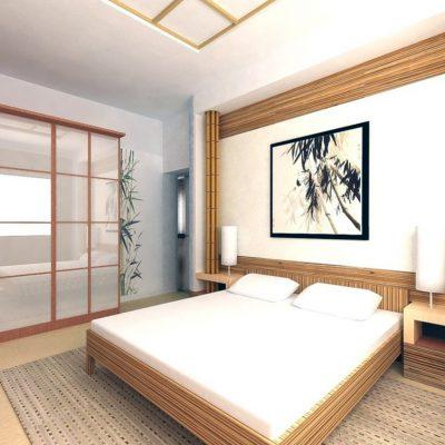 Мебелировка спальни