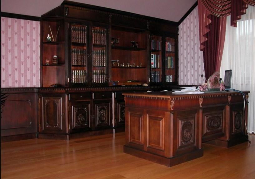 Мебель из дубовых пород