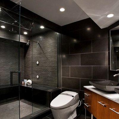 Строгая ванная