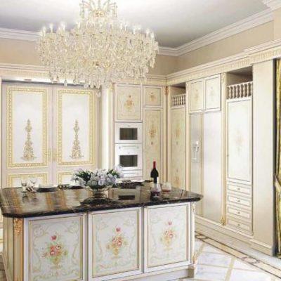 Пример гарнитура кухни