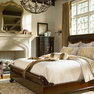 Кровать больших размеров