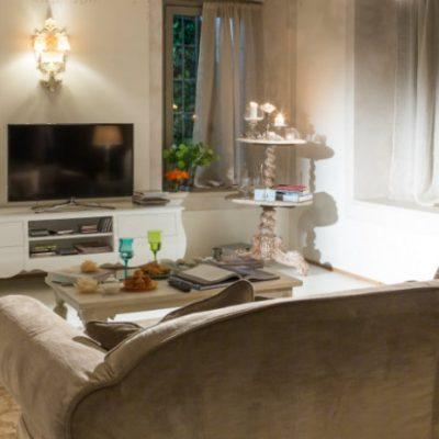 Источники освещения гостиной