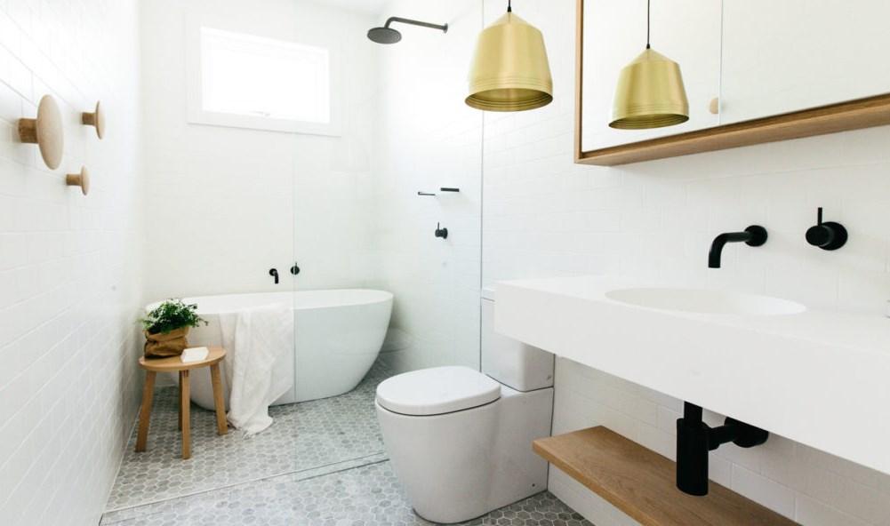 Колокольчик в ванной
