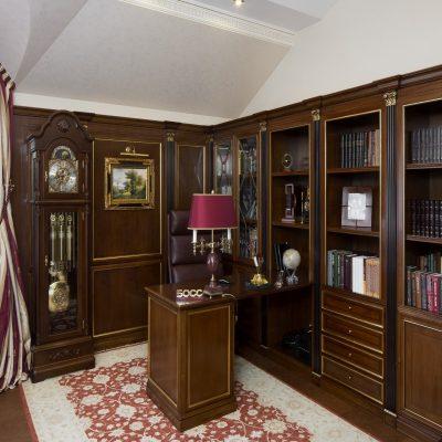 Мебель для кабинета стенка