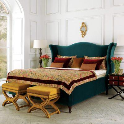 Изящный стиль спальни