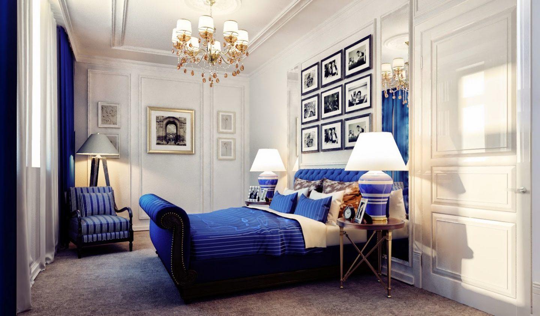 Американский стиль в спальне: секреты простоты