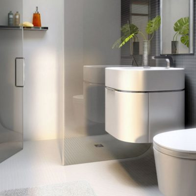 Пример сантехники для ванной