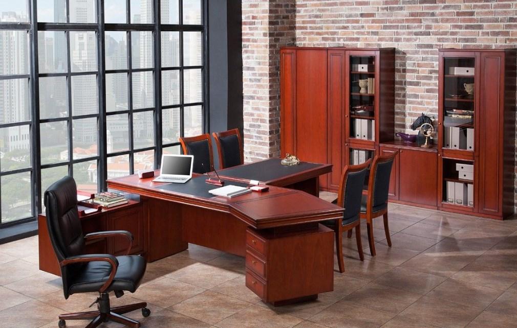 Как удачно выбрать мебель в кабинет в современном стиле