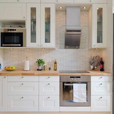 Стильная кухня в интерьере