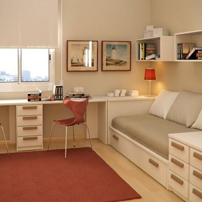 Спальня комната
