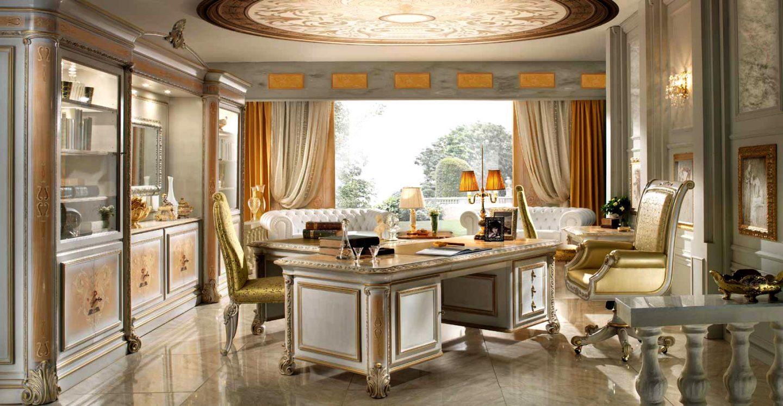Мебель для кабинета в классическом стиле: выбираем солидный консерватизм