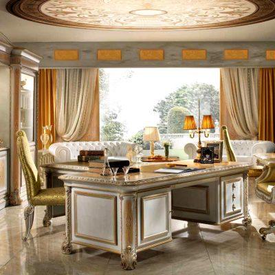 Мебель для кабинета в классическом стиле