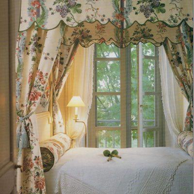 Окно в провансе