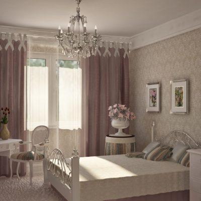Комната в стиле прованса