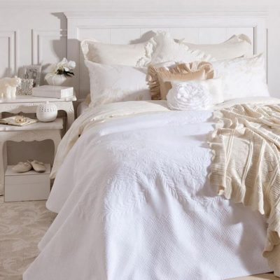 Пример деталей шебби кровати