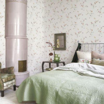 Кровать шебби стиля