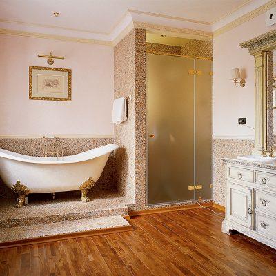 Английская ванная комната