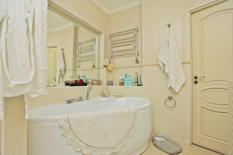 Пример ванной комнаты