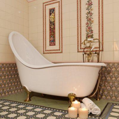 Необычная ванна