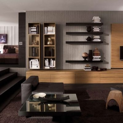 Гостиная модерн фото в интерьере