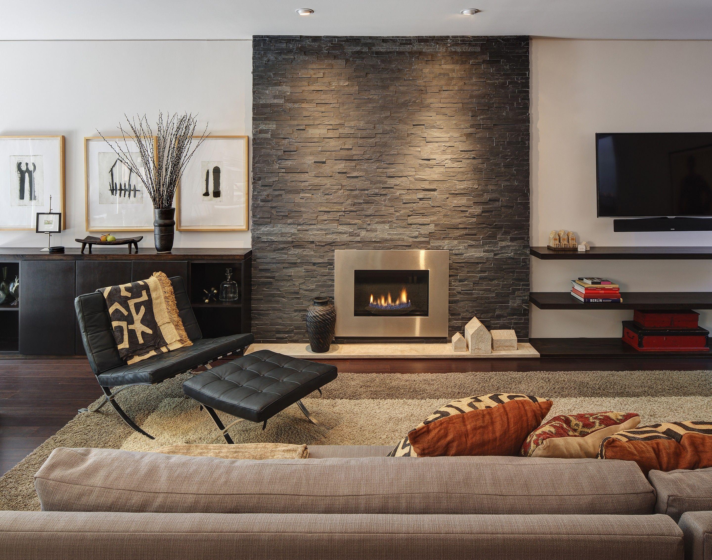 данный фото гостиной с камином в современном стиле вами откроется