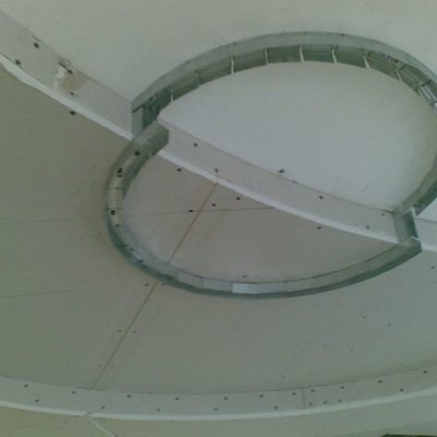 Гипсокартон потолок фото
