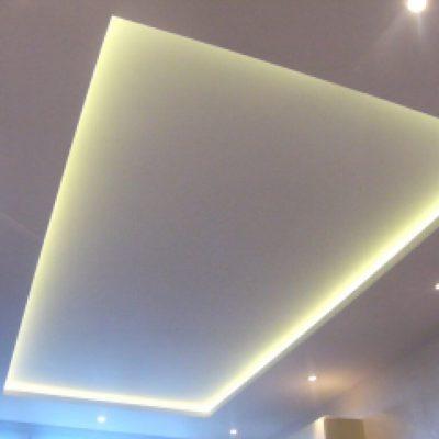 Потолок пример