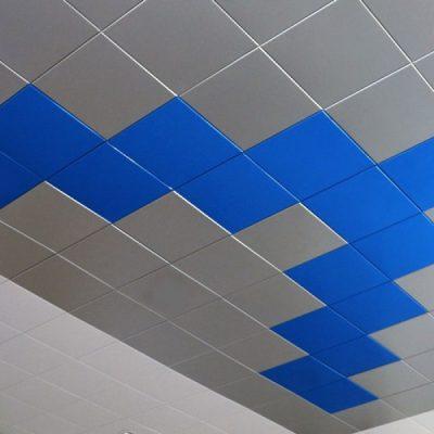Алюминиевый потолок Армстронг