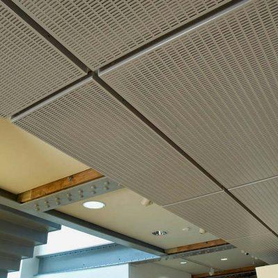 Алюминиевый потолок для дома