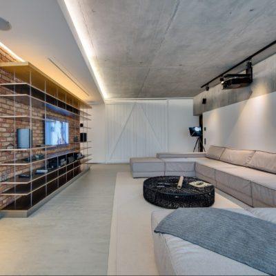 Апартаменты в стили лофт
