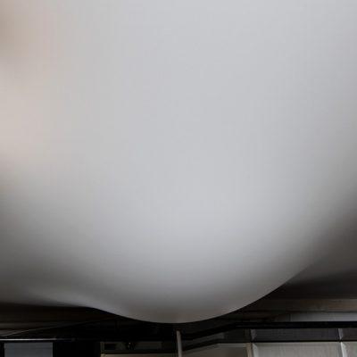 Вода в потолке натяжном