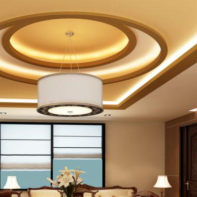 Дизайн потолка для дома