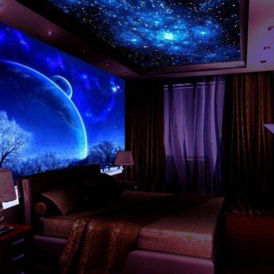 Звёздное небо дома