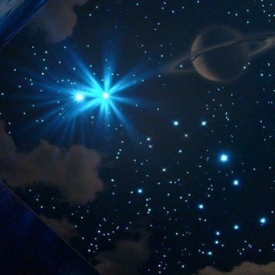 Звёздный потолок фото