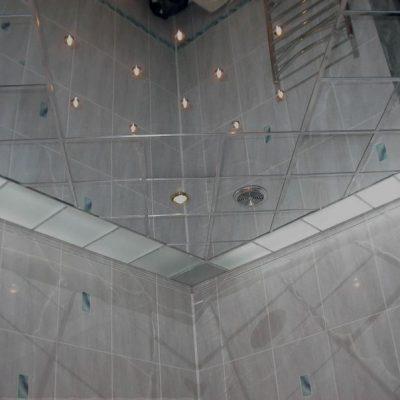 Зеркальный потолок армстронг