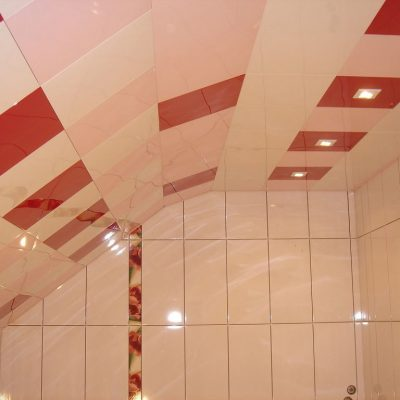 Кассетный потолок в доме